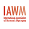 IAWM 로고 (International Associaition of Women's Museums)